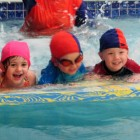 Learn to swim for children